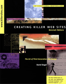 Creating Killer Websites book
